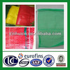 Agricultural Plastic raschel mesh bags for sale
