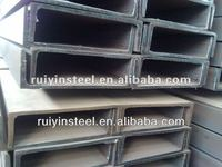 hot rolled mild steel U Channels A36 Q235