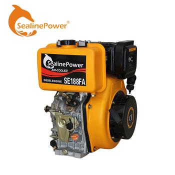 14hp 188fa 188f 188 Keyshaft Air Cooled Diesel Engine For Tiller Water Pump  - Buy Diesel Engine,Keyshaft Air Cooled Diesel Engine,14hp 188fa 188f 188