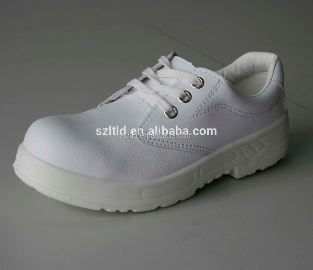 2016 New design white esd safety shoes with high quality