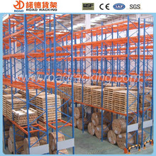 Warehouse Metal storage shelving heavy duty battery racks