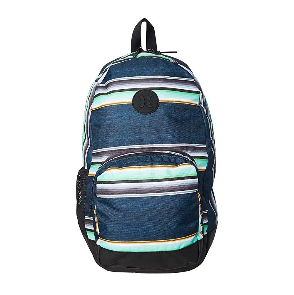 9af8468697 Get Quotations · Hurley Men s Apparel Men s Blockade Serape Striped Laptop  Backpack