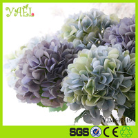 Wholesale artificial hydrangea flower for festival decorative hydrangea flower