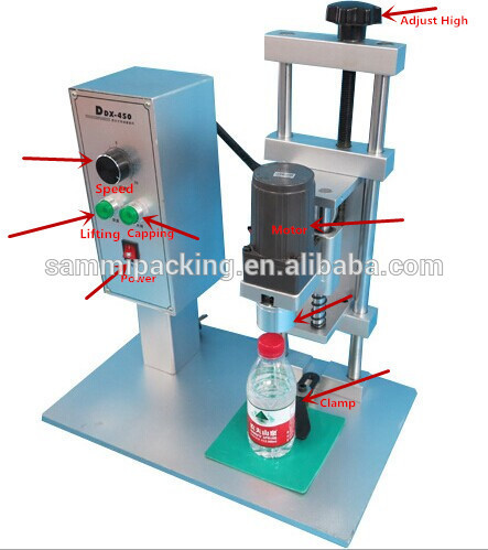 Semi-automatic Screw Cap Capping Machine, pet capping machine (8).jpg