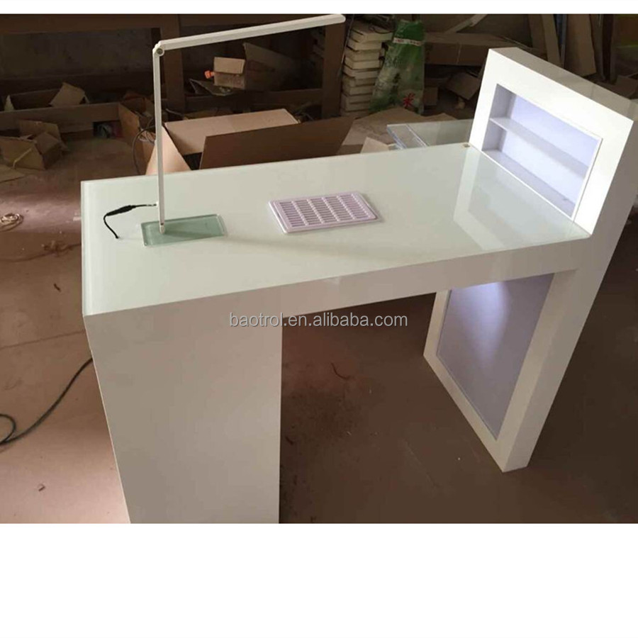 Nail Table With Exhaust Fan, Nail Table With Exhaust Fan Suppliers ...
