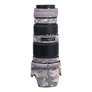 LensCoat LCS30028DC Sigma 300 2.8 APO DG Lens Cover Digital Camo