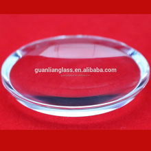 customized 8mm tempered glass with AR coating magnifying