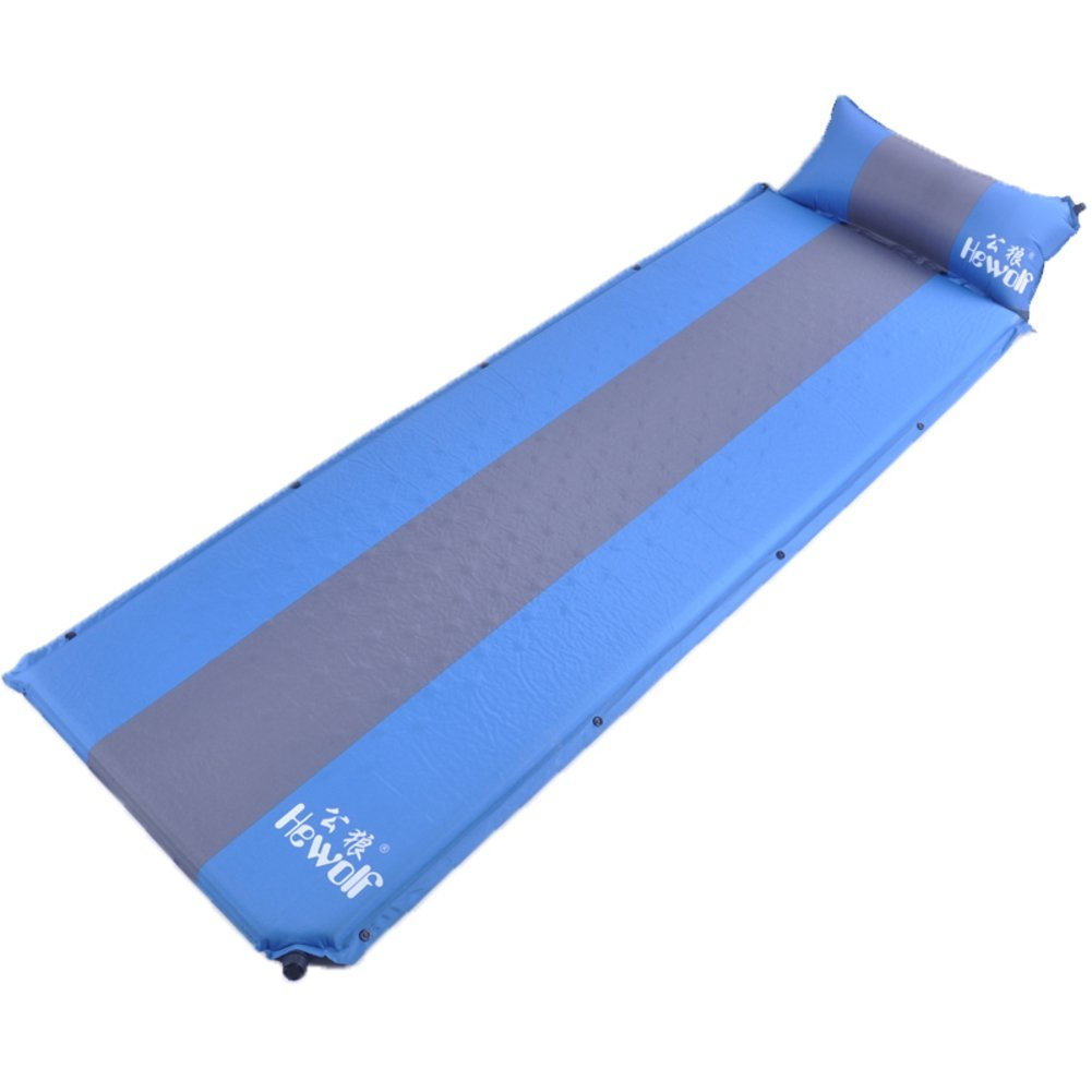 inflatable cushions/ outdoor inflatable bed/Double automatic inflatable cushions/ mat/Office NAP sleeping pad/ mattress