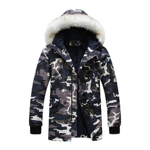 Adult Camo Jacket With Fur Hood,Bangladesh Military Winter Outdoor Warmer M65 Women Jacket