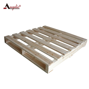 EU Wood wooden pallet double wood cube euro epal pallet
