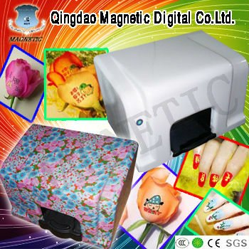 5 fingernails printer for sale/3 flower printer