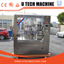 Automatic Bottled olive oil filling bottling machine/oil packing Line