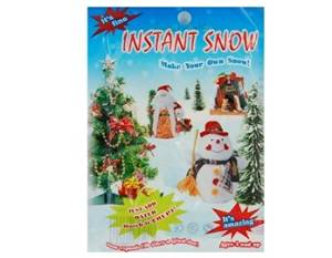 Blizzard Magic Instant Snow in the Bag
