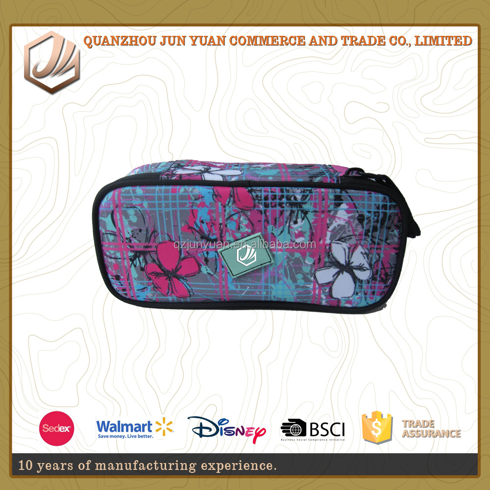 Multifunctional custom pencil case with high quality for kids