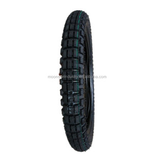 two wheeler electric china motorcycle tyre 2.75-18 with high quality inner tube or tubeless tyre
