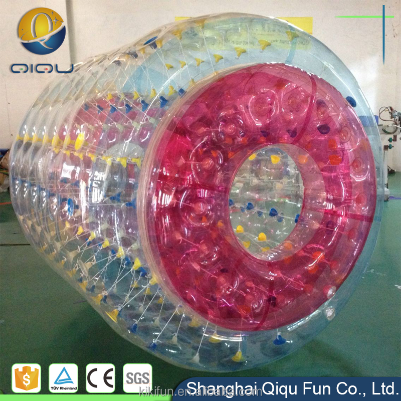 New design large inflatable water ball roller / water walking ball toys for pool / TPU & PVC water ball with good price