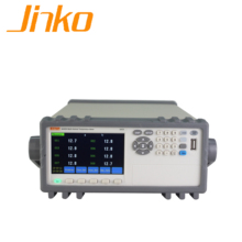 JK4024 Multi Canais Data Logger de Temperatura Tester com display LCD de Temperatura Industrial