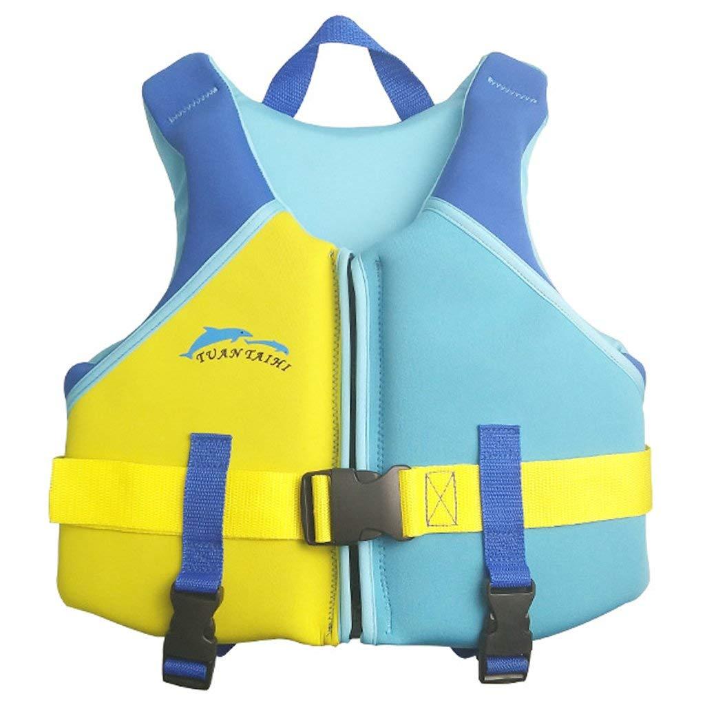 9deae1fab5 Get Quotations · Kids Float Swim Vest Swim Jacket Suit Boys Girls Float  Swimsuit Baby Swimwear
