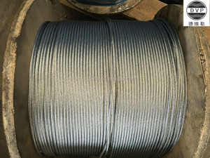 non-rotation steel wire rope 6mm