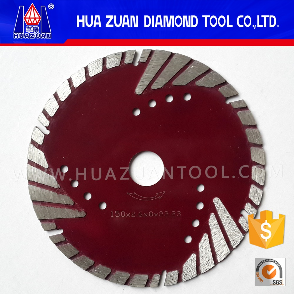 4''-16'' High Quality small circular saw blade for stone cutting