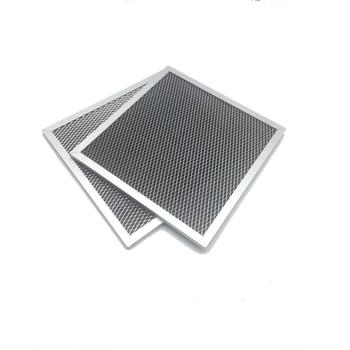 China reliable supplier metal mesh fabric kitchen air range hood filter
