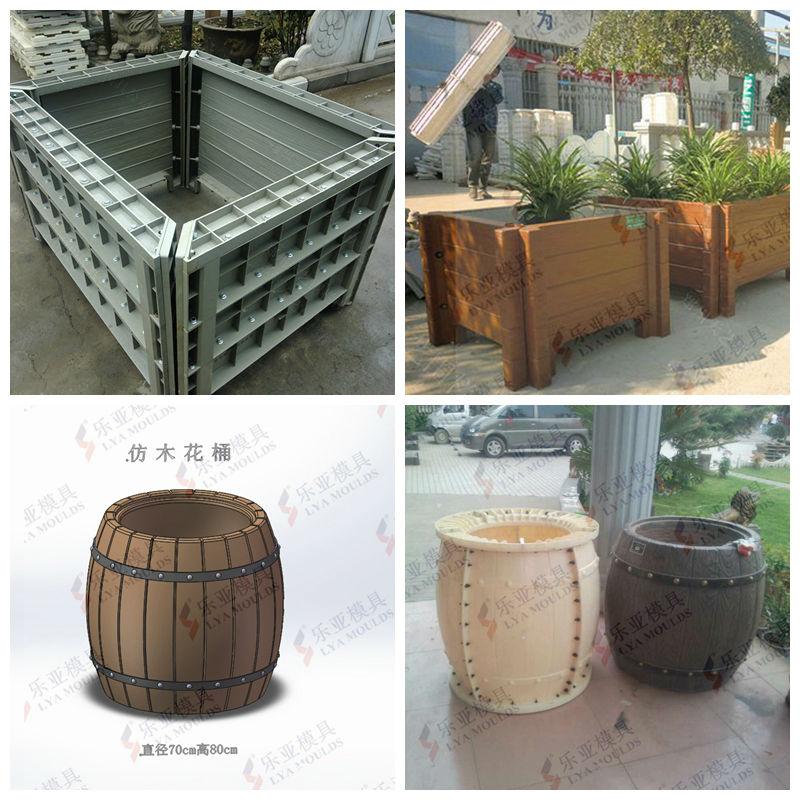 Plastic Pillar Moulds Hot Sale