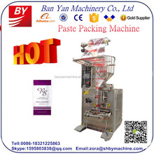 Shanghai Manufacture BY-150J Automatic Pouch Liquid Shampoo Packing Machine ,tomtato paste sauce fill and seal packing machine