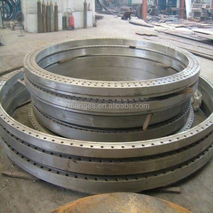 EP coated steel flange for pipe/Backing ring flange