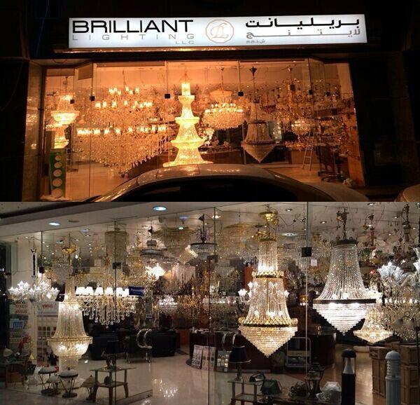 5 Lights Antique Crystal Chandelier Table Lamp