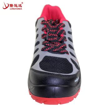 Modieuze Werkschoenen.2017 Best Selling Sport Veiligheid Schoenen Sport Werkschoenen
