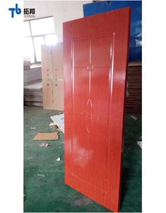 good quality new model interior install pvc door