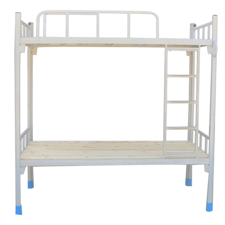 school furniture student dormitory metal and wood bunk <strong>beds</strong>