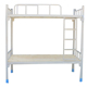 school furniture student dormitory metal and wood bunk beds