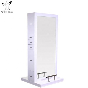 Hot sale salon barber mirror salon lighted mirror