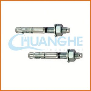 China supplier threaded rebar anchor bolt rod