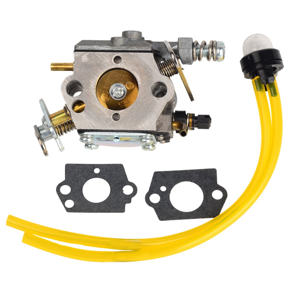 Get Quotations Hifrom Carburetor With Gasket Replace For Poulan Sears Craftsman Chainsaw Walbro Wt 89