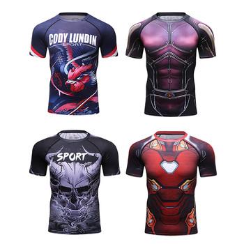 Cody Lundin Superhero Clothing Apparel Marvel Muscle Superman Rash Guard  Pattern - Buy Rash Guard Pattern,Cody Lundin,Blank Mma Rash Guard Product  on
