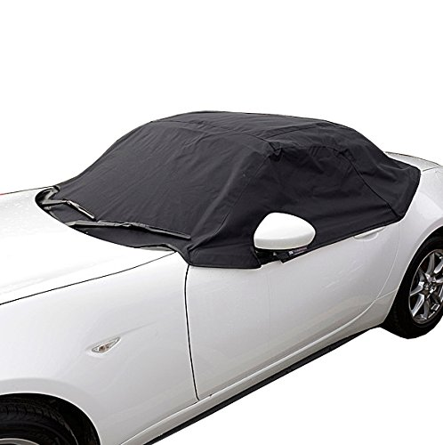 Breathable Full Car Cover UV Sun Protector For MAZDA MX5 98-05 MK2