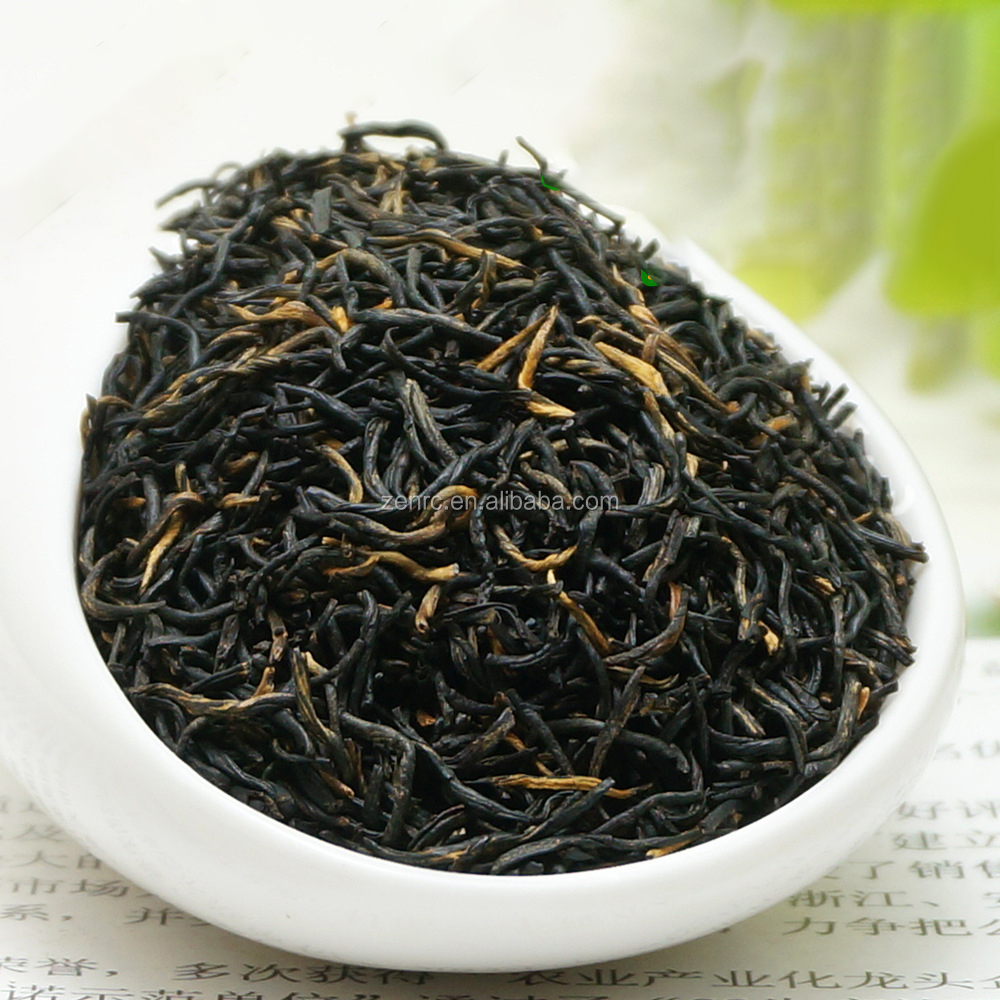 Bulk Smoky Wuyi Lapsang Souchong Black Tea with Lychee Fragrance