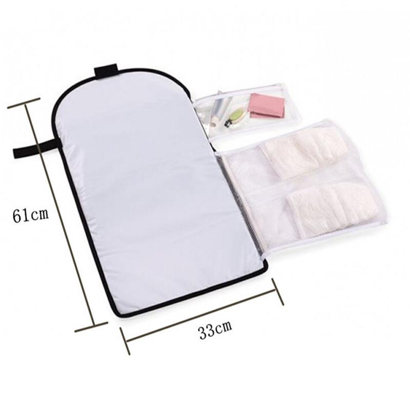 Buy M Size 6133 Cartoon Baby Changing Pad Waterproof Baby Diaper