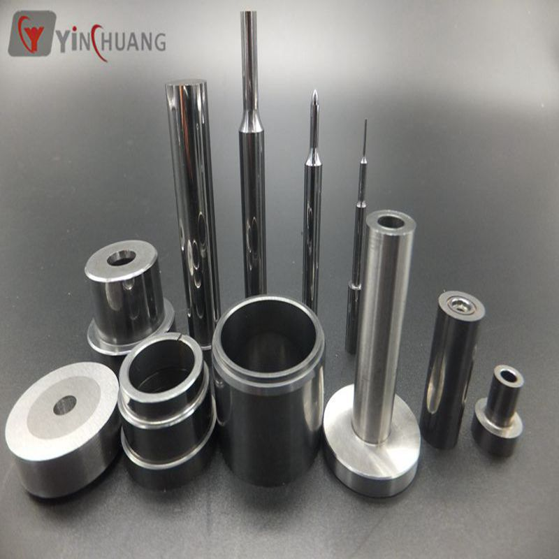 High precision tungsten carbide hole punch pin and dies for PCB pressing mould