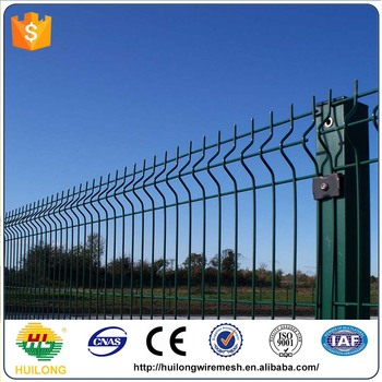 Ral6005 Green Pvc Coated 2x2 Galvanized Welded Wire Mesh For Fence ...
