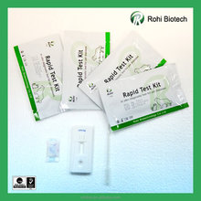 High quality veterinary heartworm test device/ Heartworm lateral flow assay kit