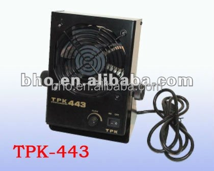 TPK-443 110V- 220V Antistatic Fan Static Eliminator ion blower