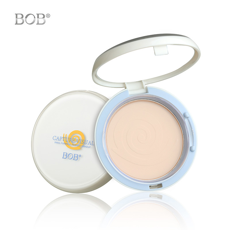 Snail Essence Skin rebirth Compact Powder