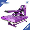 Best quality new shirt heat press transfer machine