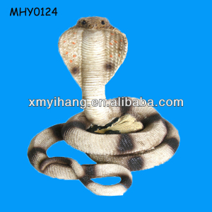 Novelty natural snake outdoor Garden Ornament