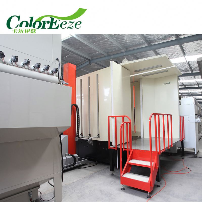 Spray Booth for Door/Pressure Lock Door Paint Booth