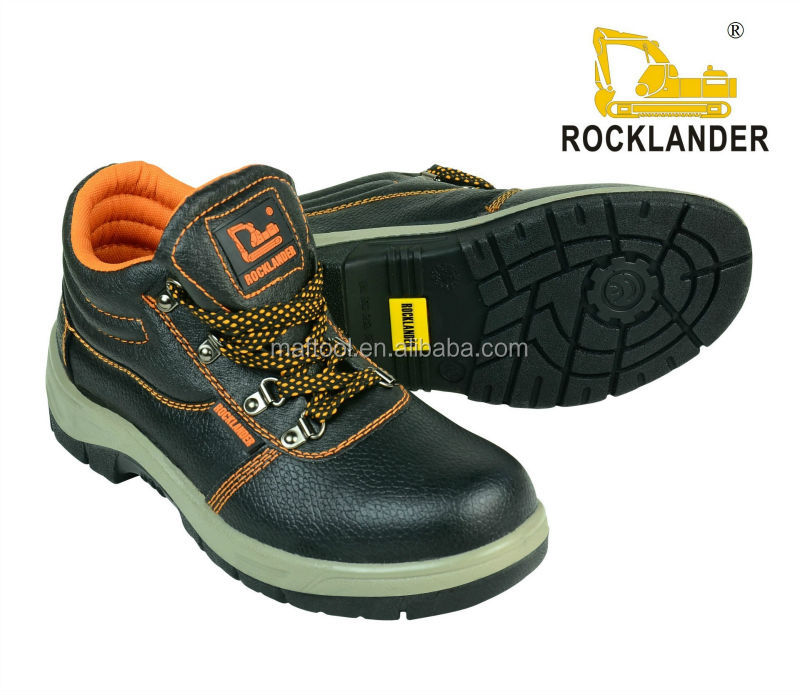 Rocklander Safety Shoes (pu Injection ) -only Authorized ...