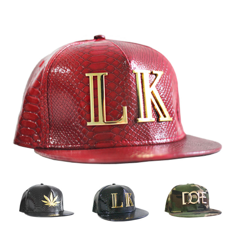 2bc9c61cd81 Get Quotations · 2015 New Fashion Style LK Snapback Hight Quality Hats  Adjustable Sports Women Man Weed Baseball Cap
